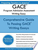 Gace Writing Essay - Program Admission Assessment