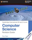 Books - Cambridge International As & A Level Computer Science Revision Guide | ISBN 9781107547544