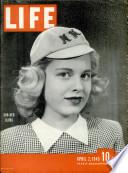 2. apr 1945