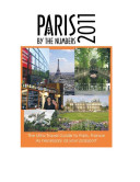 PARIS By The Numbers2011