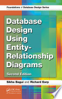 Database Design Using Entity Relationship Diagrams  Second Edition