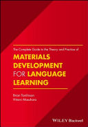Pdf The Complete Guide to the Theory and Practice of Materials Development for Language Learning Telecharger