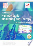 Textbook of Hemodynamic Monitoring and Therapy in the Critically Ill
