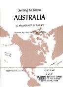 Getting to Know Australia