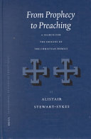 Pdf From Prophecy to Preaching