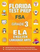 Florida Test Prep FSA Grade 3 English