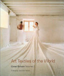 Art Textiles Of The World Book PDF