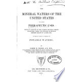 The Mineral Waters of the United States and Their Therapeutic Uses