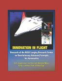 Innovation in Flight Book