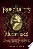 Lovecraft S Monsters