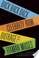 Back Back Back  Celebrity Row  Outrage