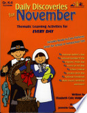 Daily Discoveries For November Ebook