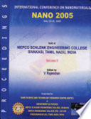 International Conference On Nanomaterials Book PDF