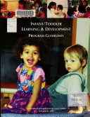 Infant toddler Learning   Development Program Guidelines Book PDF