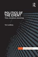 Politics of the Event