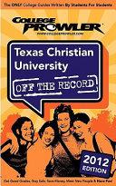 Texas Christian University 2012