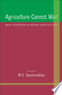 Agriculture Cannot Wait