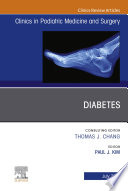 Diabetes  An Issue of Clinics in Podiatric Medicine and Surgery  Ebook