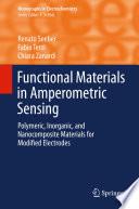Functional Materials in Amperometric Sensing Book
