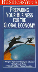 Preparing Your Business For The Global Economy Book