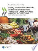 Novel Food and Feed Safety Safety Assessment of Foods and Feeds Derived from Transgenic Crops  Volume 3 Common bean  Rice  Cowpea and Apple Compositional Considerations