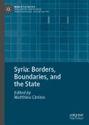Syria: Borders, Boundaries, and the State