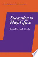 Succession to High Office.pdf