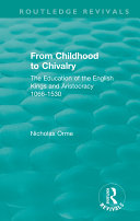 Pdf From Childhood to Chivalry Telecharger