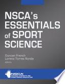 NSCA s Essentials of Sport Science