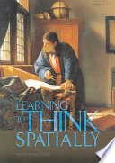 Learning to Think Spatially Book