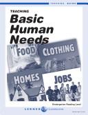 First Step Nonfiction-Basic Human Needs