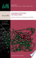 Computational Social Science and Complex Systems Book