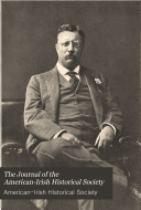 The Journal of the American Irish Historical Society Book