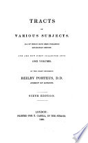The Works of the Right Reverend Beilby Porteus ... With his life, by the Rev. Robert Hodgson ... A new edition. With a portrait
