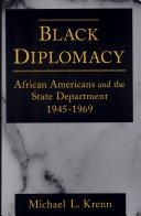 Black Diplomacy