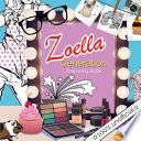 The Zoella Generation Colouring Book