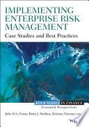 Implementing Enterprise Risk Management Book PDF