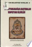 Beşinci Afyonkarahisar Araştırmaları Sempozyumu bildirileri