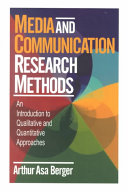 Media and Communication Research