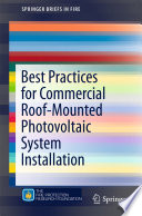 Best Practices for Commercial Roof Mounted Photovoltaic System Installation