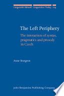 The Left Periphery