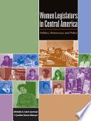 Women Legislators In Central America
