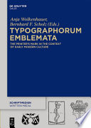Typographorum Emblemata