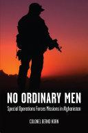 No Ordinary Men Pdf