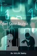 Cyber Crime Analysis