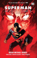link to Superman : action comics in the TCC library catalog