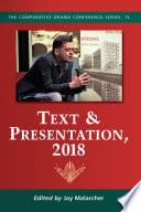 Text Presentation 2018