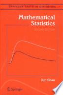 Mathematical Statistics