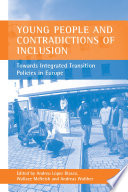 Young People And Contradictions Of Inclusion
