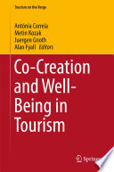 Co Creation and Well Being in Tourism PDF Book